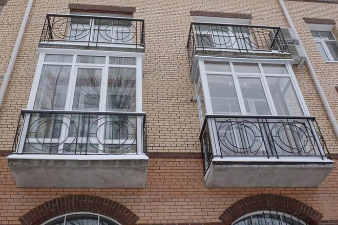 остекление балкона в сталинских домах