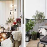 Фото 2 открытый балкон – простые и эффективные советы по обустройству и декоративному оформлению