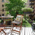Фото 3 открытый балкон – простые и эффективные советы по обустройству и декоративному оформлению