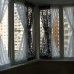 шторы для лоджии