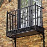 Фото 4 Виды и стили кованых балконов: топ-55 фото оригинальных идей