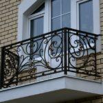 Фото 9 Виды и стили кованых балконов: топ-55 фото оригинальных идей