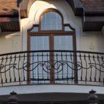 Фото 7 Виды и стили кованых балконов: топ-55 фото оригинальных идей