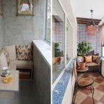 Фото 5 диван на балкон – критерии выбора и инструкция по самостоятельному изготовлению