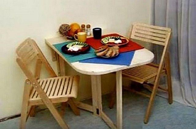 столик с подставкой
