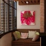 Фото 13 диван на балкон – критерии выбора и инструкция по самостоятельному изготовлению
