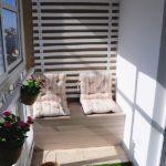 Фото 4 диван на балкон – критерии выбора и инструкция по самостоятельному изготовлению