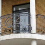 Фото 11 Виды и стили кованых балконов: топ-55 фото оригинальных идей