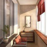 Фото 14 оформление красивого и уютного балкона или лоджии: топ-110 идей