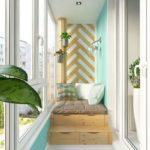 Фото 5 оформление красивого и уютного балкона или лоджии: топ-110 идей