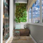 Фото 6 обустройство зимнего сада на балконе или лоджии