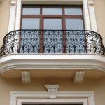 Фото 3 Виды и стили кованых балконов: топ-55 фото оригинальных идей