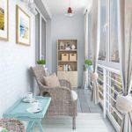 Фото 7 оформление красивого и уютного балкона или лоджии: топ-110 идей
