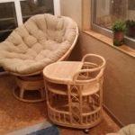 Фото 10 виды и особенности мебели для балкона или лоджии