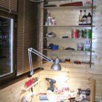 Фото 1 пошаговое обустройство мастерской на балконе или лоджии