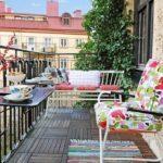 Фото 1 открытый балкон – простые и эффективные советы по обустройству и декоративному оформлению