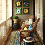 Фото 8 оформление красивого и уютного балкона или лоджии: топ-110 идей