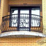 Фото 2 Виды и стили кованых балконов: топ-55 фото оригинальных идей