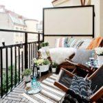 Фото 7 открытый балкон – простые и эффективные советы по обустройству и декоративному оформлению