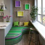 Фото 4 пошаговое обустройство комнаты на балконе или лоджии