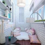 Фото 13 оформление красивого и уютного балкона или лоджии: топ-110 идей