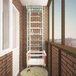 Фото 4 что можно делать с пожарной лестницей и люком на балконе