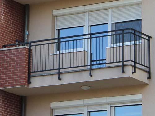 ограждение на балкон