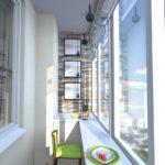 Фото 8 барная стойка на балконе или лоджии