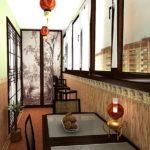 Фото 9 оформление красивого и уютного балкона или лоджии: топ-110 идей