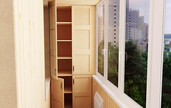 распашные дверцы для стеллажа