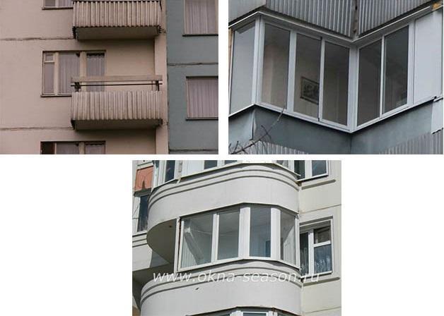 балконы серии п 3