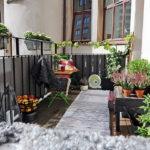 Фото 20 открытый балкон – простые и эффективные советы по обустройству и декоративному оформлению