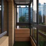 Фото 11 Идеи дизайна лоджии и балкона с панорамным остеклением