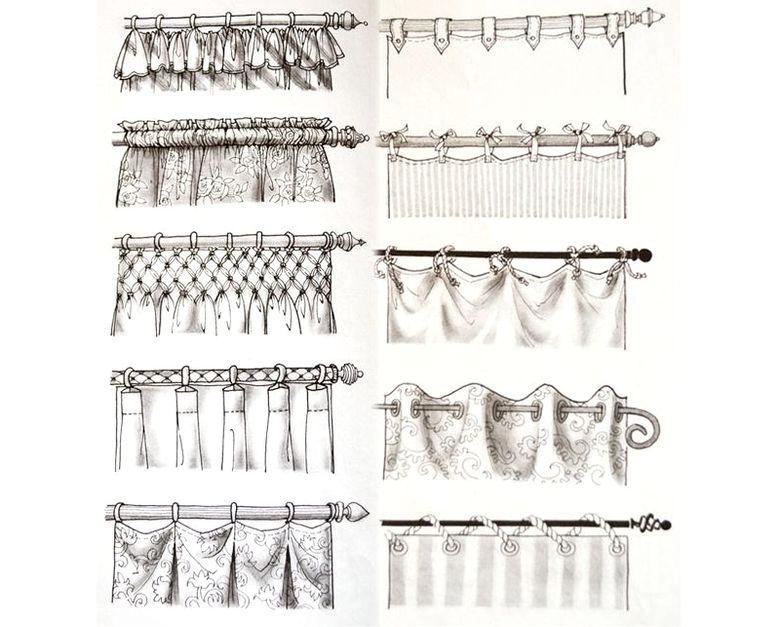 Выбор штор для современного оформления балкона или лоджии: топ-40 идей