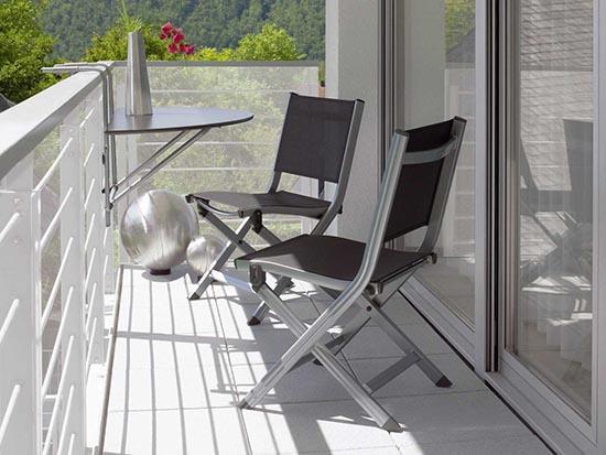 кресла для открытого балкона
