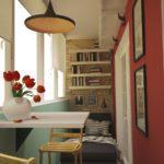 Фото 20 пошаговое обустройство комнаты на балконе или лоджии