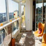 Фото 26 барная стойка на балконе или лоджии