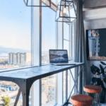 Фото 30 барная стойка на балконе или лоджии