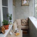 Фото 17 идеи дизайна и топ-45 вариантов оформления маленького балкона или лоджии: фото и видео