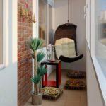 Фото 35 оформление красивого и уютного балкона или лоджии: топ-110 идей