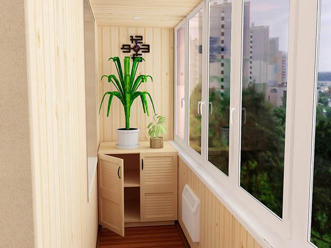 тумба для балкона