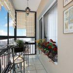 Фото 17 Идеи дизайна лоджии и балкона с панорамным остеклением
