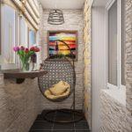 Фото 14 кресло на балкон или лоджию: готовый вариант или своими руками