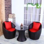 Фото 17 кресло на балкон или лоджию: готовый вариант или своими руками