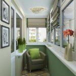 Фото 66 оформление красивого и уютного балкона или лоджии: топ-110 идей