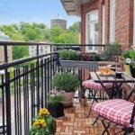 Фото 9 открытый балкон – простые и эффективные советы по обустройству и декоративному оформлению