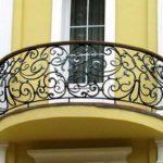 Фото 15 Виды и стили кованых балконов: топ-55 фото оригинальных идей