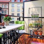 Фото 11 открытый балкон – простые и эффективные советы по обустройству и декоративному оформлению