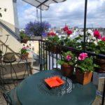 фото 3 дизайн открытого балкона
