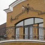 Фото 16 Виды и стили кованых балконов: топ-55 фото оригинальных идей